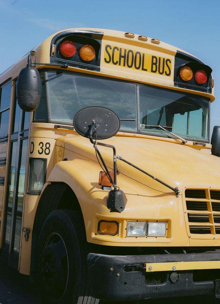 アメリカ・スクールバス